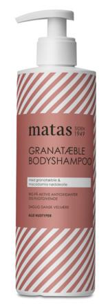 Matas Striber Granatæble Bodyshampoo 500 ml
