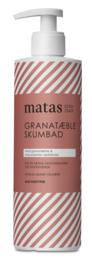 Matas Striber Skumbad Granatæble 500 ml