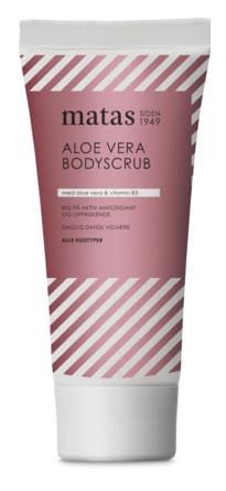 Matas Striber Aloe Vera Bodyscrub 200 g
