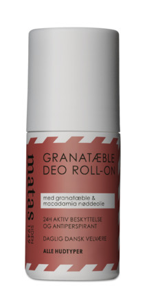 Matas Striber Deo Roll-on Granatæble 50 ml