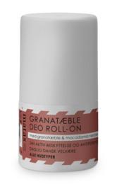 Matas Striber Deo Roll-on Granatæble 30 ml, rejsestørrelse