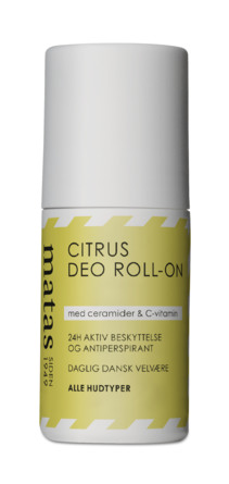 Matas Striber Citrus Deo Roll-on 50 ml