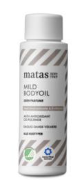 Matas Striber Mild Body Oil 40 ml, rejsestørrelse