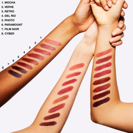 MAC Lipstick Cyber