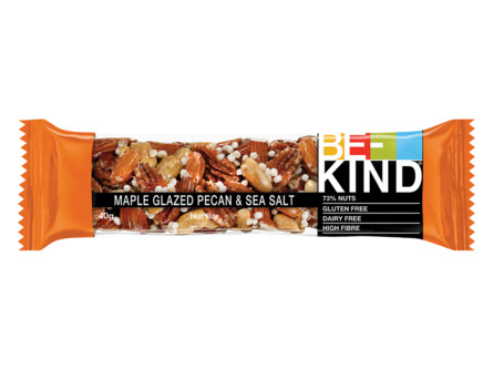 BE-KIND Maple Glazed Pecan & Sea Salt 40 gr.