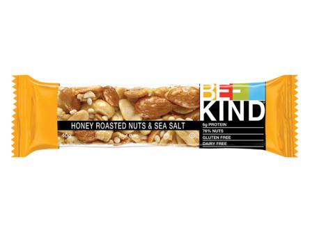BE-KIND Honey Roasted Nuts & Sea Salt 40 gr.