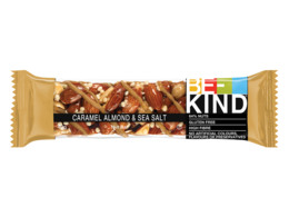BE-KIND Caramel, Almond & Seasalt 40 gr.