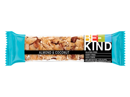 BE-KIND Almond & Coconut 40 gr.
