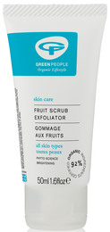 Green People Fruit Scrub Skrubbecreme 50 ml