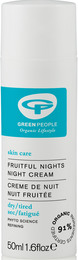 Green People Fruitful Nights Natcreme Anti-ageing 50 ml