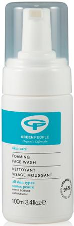 Green People Foaming Face Wash 100 ml
