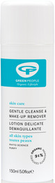 Green People Gentle Cleanse & Make-up Remover 150 ml