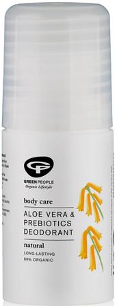 Green People Aloe Vera & Prebiotics Deodorant 75 ml