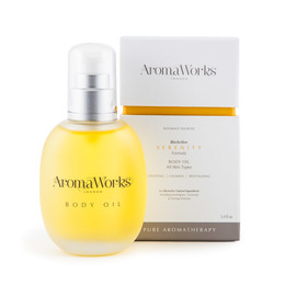 Aroma Works Serenity Bath Oil 100 ml