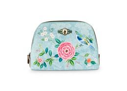 Pip Studio Kosmetiktaske Floral Blue