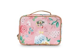Pip Studio Beauty Case Large Floral Pink