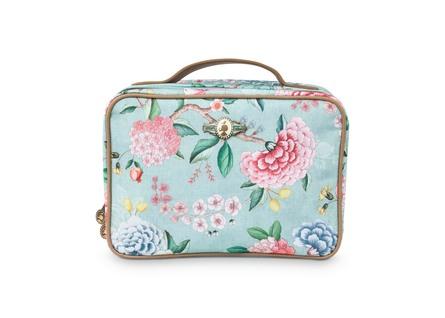 Pip Studio Beauty Case Floral Blue