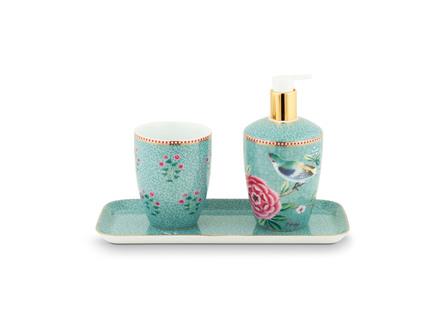 Pip Studio Badeværelsessæt Floral Blue