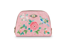 Pip Studio Kosmetiktaske Floral Pink