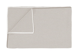 Marc O'Polo Arvid Plaid Sand 130 x 170 cm