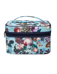 Essenza Kate Fleur Beauty Case Medium Dusty Aqua