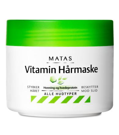 Matas Striber Vitamin Hårmaske 250 ml