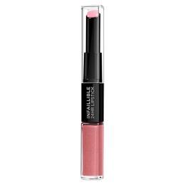 L'Oréal Paris Infaillible 24HR 2 step Lipstick 110 Timeless Rose