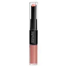 L'Oréal Paris Infaillible 24HR 2 step Lipstick 115 Infinitely Mocha