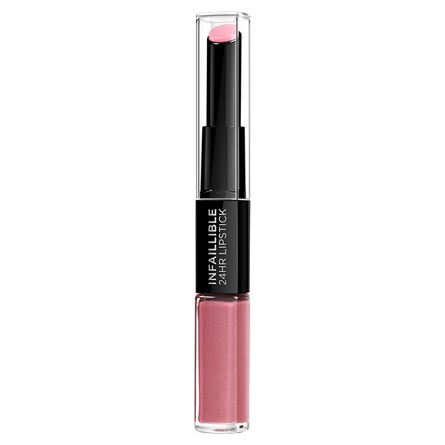L'Oréal Paris Infaillible 24HR 2 Step Lipstick 125 Born to Blush
