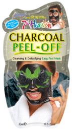 Montagne Jeunesse Charcoal Peel-Off Mask 10 ml