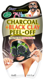 Montagne Jeunesse Charcoal + Black Clay Peel-Off 10 ml