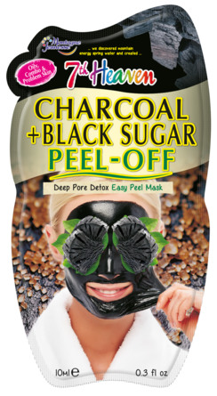 Montagne Jeunesse Charcoal + Black Sugar Peel-Off 10 ml