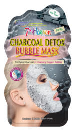 Montagne Jeunesse Charcoal Detox Bubble Mask