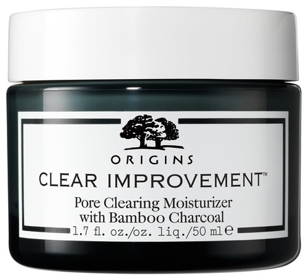 Origins Clear Improvement Skin Clearing Moisturizer with Bamboo Charcoal 50 ml