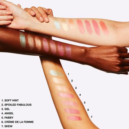 MAC Lipstick Crème de la Femme