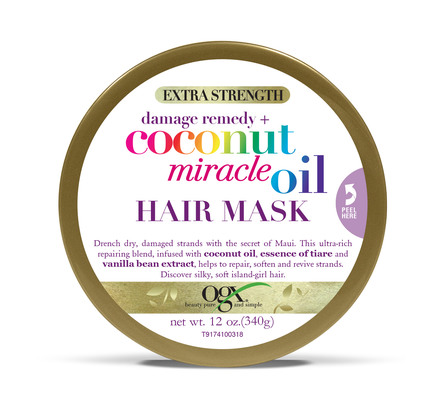 OGX Coconut Miracle Oil XS Hair Mask 168 g