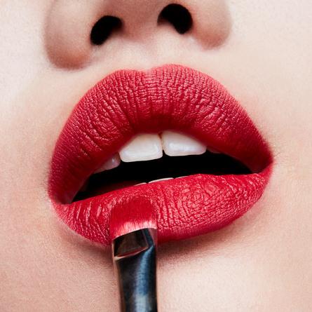 MAC Lipstick Russian Red