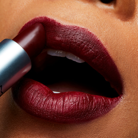 MAC Lipstick Sin