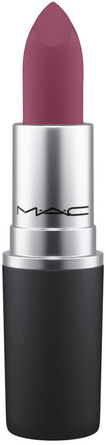 MAC Powder Kiss Lipstick Burning Love