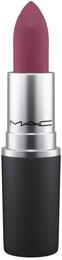 MAC Powder Kiss Lipstick Burning Love