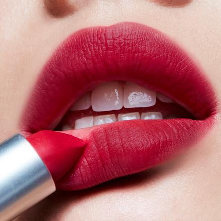 MAC Powder Kiss Lipstick Shocking Revelation