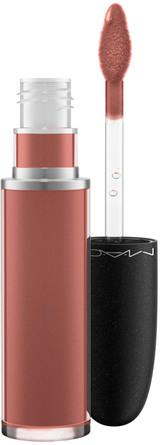 MAC Retro Matte Liquid Lipcolour Topped With Brandy