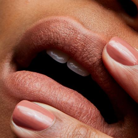 MAC Powder Kiss Lipstick My Tweedy