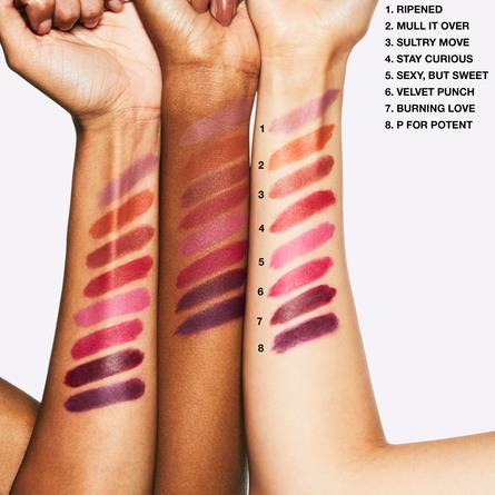 MAC Powder Kiss Lipstick Rebellion