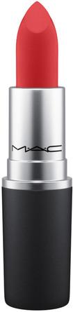 MAC Powder Kiss Ruby Woo-Ish