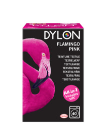 Dylon Flamingo Pink 350 g