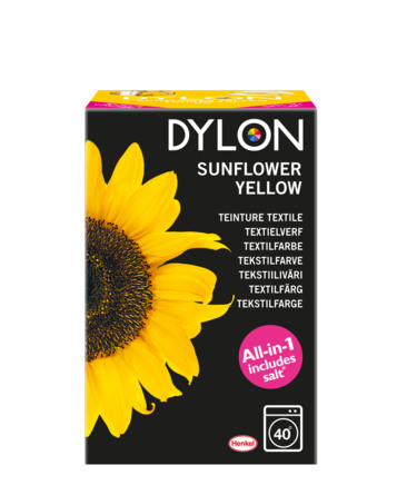 Dylon Sunflower Yellow 350 g