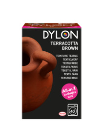 Dylon Terracotta Brown 350 g