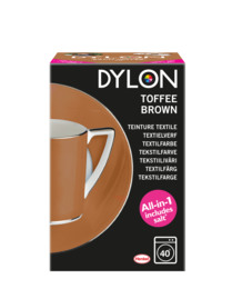 Dylon Toffee Brown 350 g