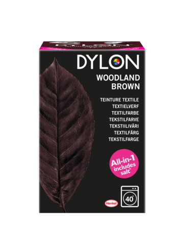 Dylon Woodland Brown 350 g